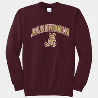 Algonquin - Essential Fleece Crewneck Sweatshirt Thumbnail